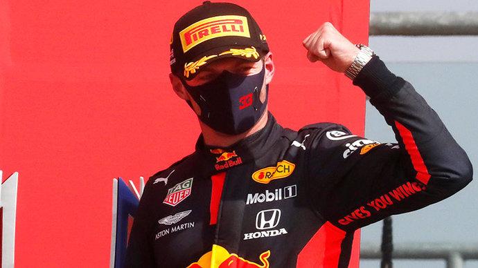 Ферстаппен впервые в карьере выиграл квалификацию и гонку, а также установил быстрый круг на одном Гран-при