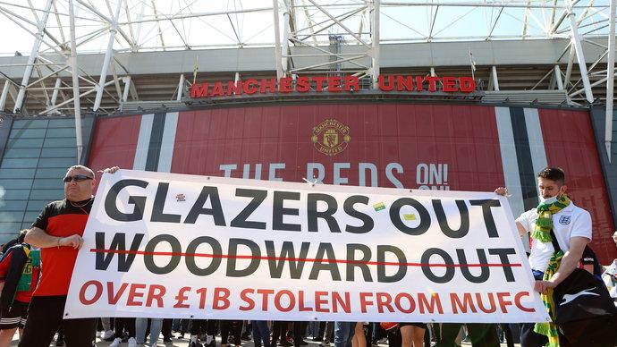 Официально: Матч между Манчестер Юнайтед и Ливерпулем перенесен
