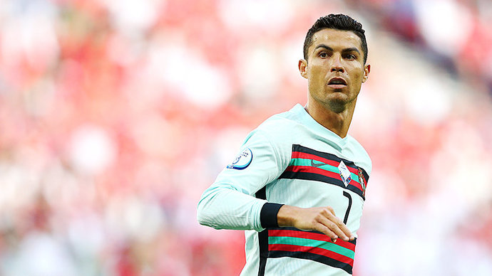 Роналду стал лучшим бомбардиром в истории чемпионатов Европы