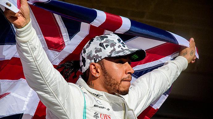 Гран-при Великобритании стал самым посещаемым в завершившемся сезоне «Формулы-1»