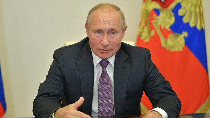 Владимир Путин: Спортсменам необходима поддержка со стороны государства. Нужны современные решения на всех уровнях