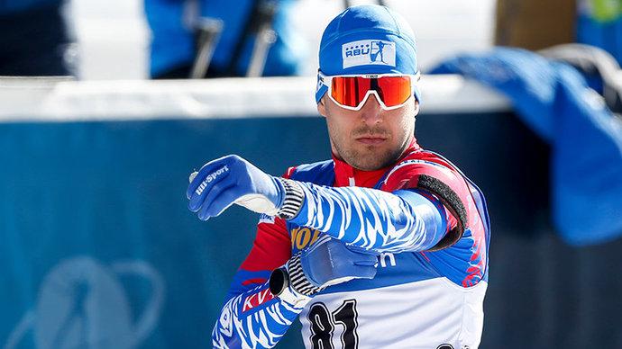 Гараничев выиграл масс-старт на чемпионате России, Бабиков  второй
