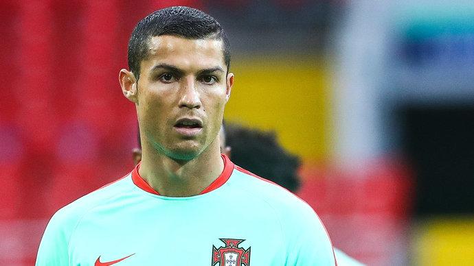 Роналду признан лучшим игроком матча Новая Зеландия — Португалия