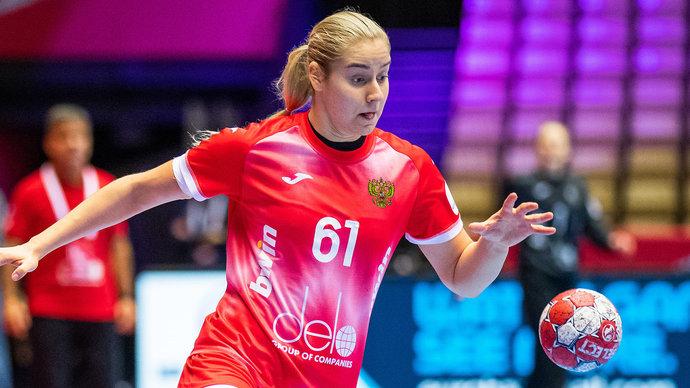 Российские гандболистки проиграли Дании и не сумели выйти в полуфинал ЧЕ