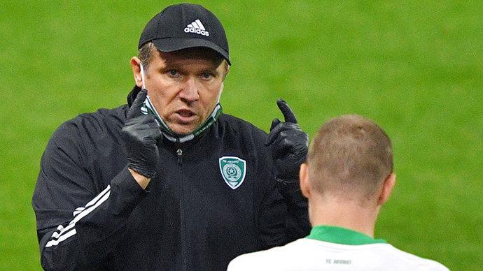 Андрей Талалаев: «Сколько раз «Динамо» побеждало без удалений и пенальти? Удачи в следующих еврокубках»