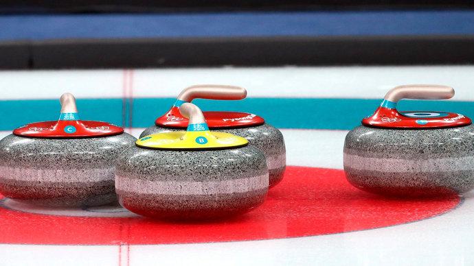 Российские керлингистки уступили Швейцарии в финале чемпионата мира