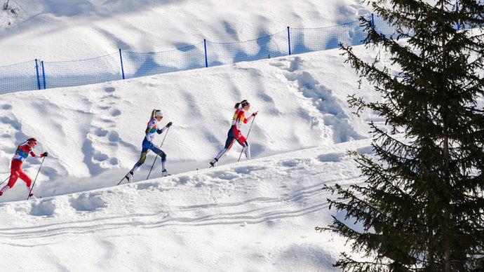 ЧМ по лыжным видам спорта в Оберстдорфе пройдет без болельщиков