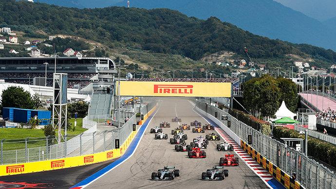 «Формула-1» презентовала календарь первых восьми гонок сезона-2020