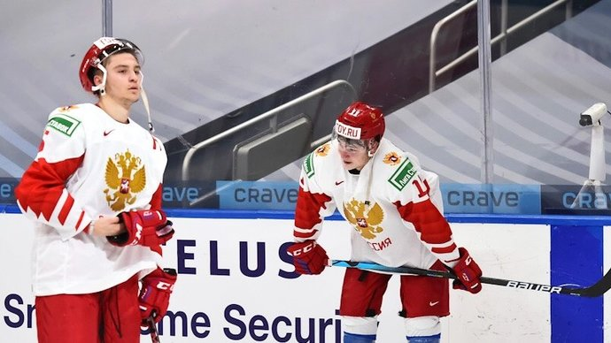 Сборная России проиграла Финляндии в матче за бронзу на МЧМ-2021