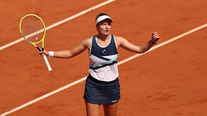 Крейчикова стала победительницей турнира в Праге