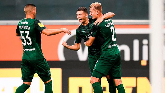 Краснодар и Арсенал назвали стартовые составы на матч РПЛ
