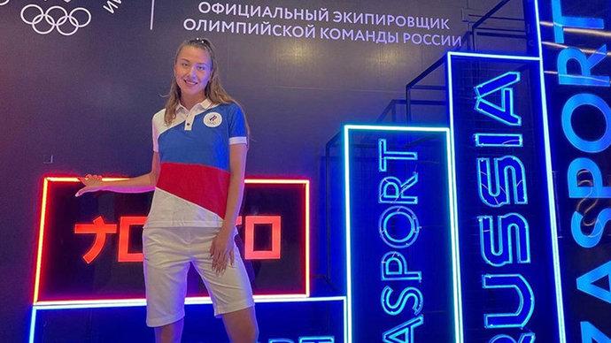 Пловчиха Устинова раскритиковала экипировку сборной России на Игры-2020