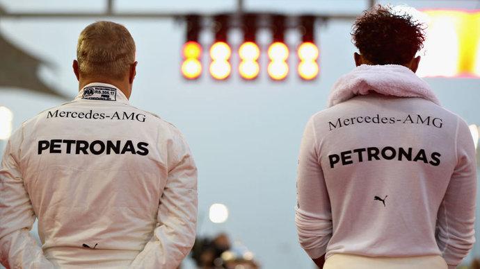 «Мерседес» исключил уход из «Формулы-1»