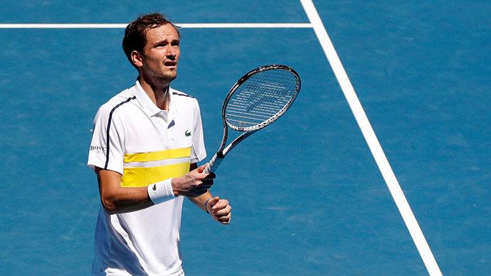 Андрей Рублев: «Медведеву реально победить Джоковича в финале Australian Open»