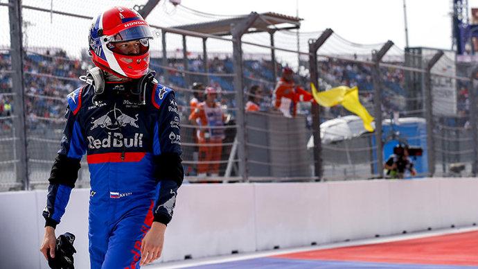 В «Формуле-1» прокомментировали второй подряд штраф Квята
