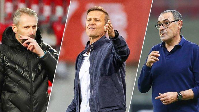 Молодая симпатичная команда из Дортмунда ищет тренера с опытом
