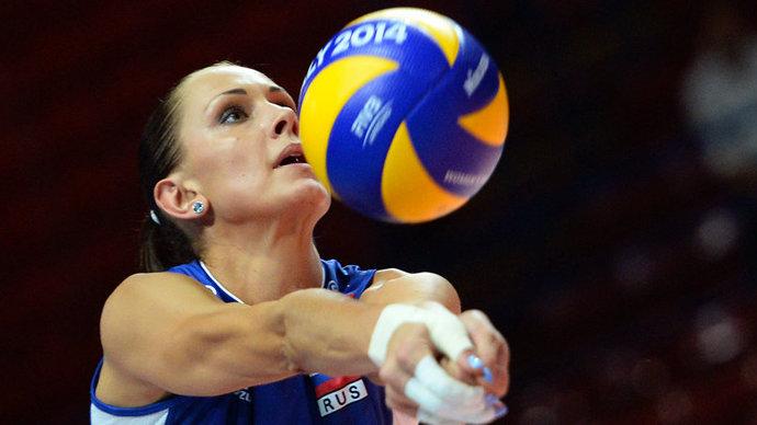 Российские волейболистки победили сборную Кореи в трех партиях