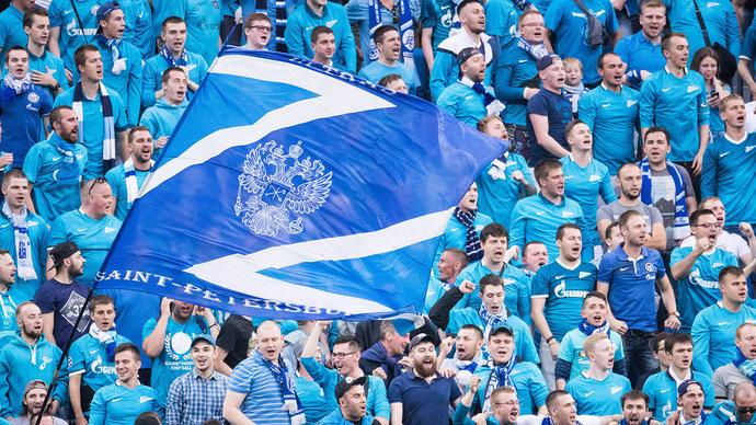 На матче «Зенит» — «Локомотив» пройдет футбольно-гастрономический фестиваль