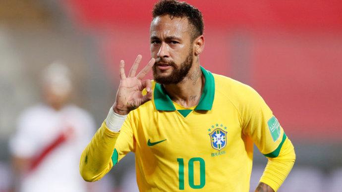 Сборная Бразилии обыграла Колумбию в матче Кубка Америки, забив победный мяч на 9010 минуте