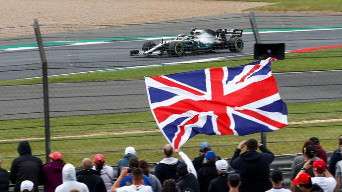 Этап «Формулы-1» в Сильверстоуне может не состояться из-за карантина в Великобритании