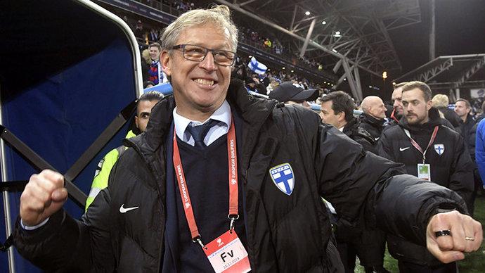Главный тренер сборной Финляндии  о матче с Россией: Если будет ничья, это нас вполне устроит