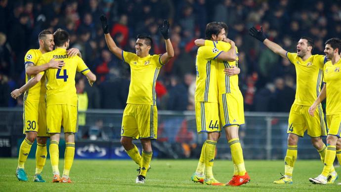 «Ростов» попал на «Манчестер Юнайтед», «Краснодар» сыграет с «Сельтой»