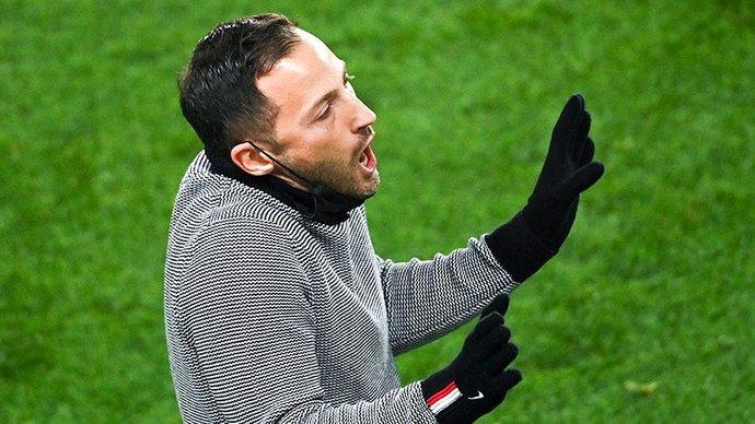 Доменико Тедеско: Какое отношение схема имеет к мячу, пропущенному с пенальти, и голу, который забил Тюкавин