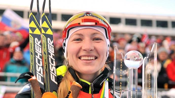 Домрачева привела Белоруссию к золоту Олимпиады, подопечные Пихлера вновь на пьедестале