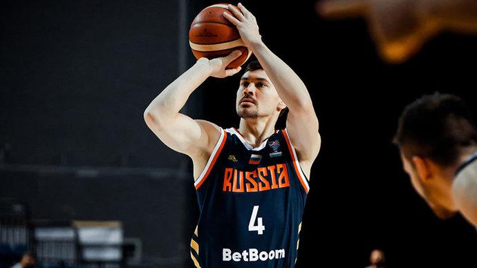 Сборная России обыграла Эстонию в заключительном матче отборочного турнира на Евробаскет