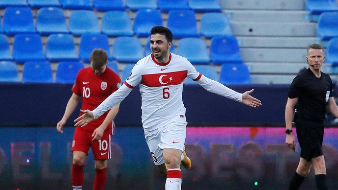 Спартак может приобрести хавбека сборной Турции за 32 миллиона евро