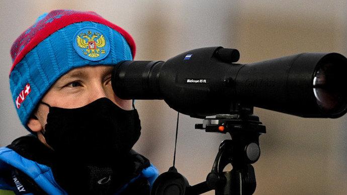 Алексей Волков  об индивидуальной гонке: Хороший результат. Нет поводов для грусти