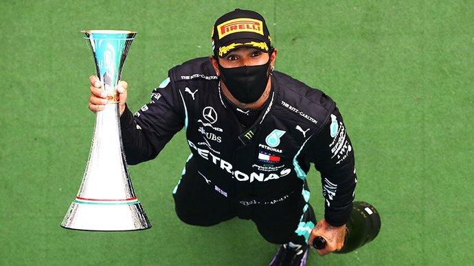Хэмилтон назвал будущего чемпиона «Формулы-1»