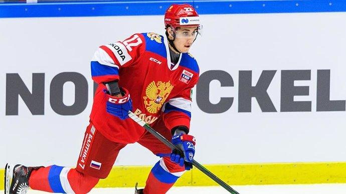 Форвард сборной России Хуснутдинов выбыл на 4 месяца