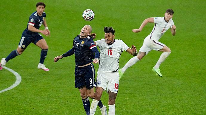 Англия и Шотландия впервые в истории не сумели забить друг другу на Уэмбли