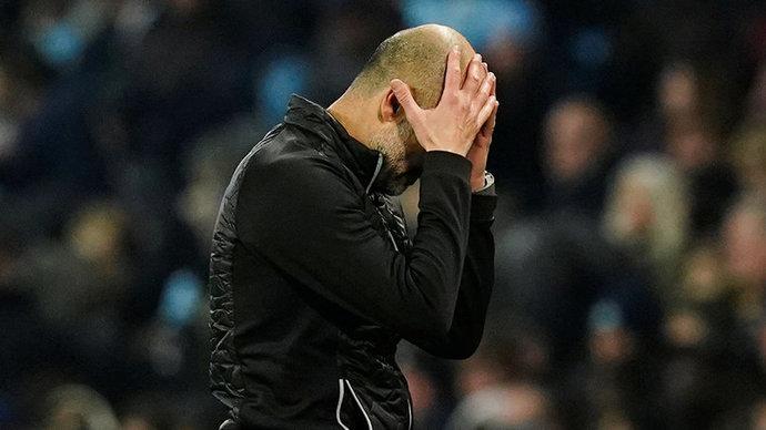 Матч Манчестер Сити  Эвертон перенесен из-за случаев коронавируса у хозяев