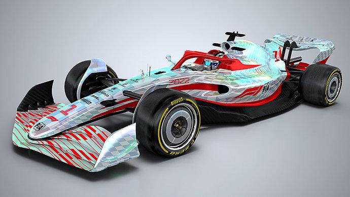 Владимир Башмаков: «Новый болид «Формулы-1» не стал чем-то шокирующим. Все эту машину, по сути, видели уже в 2019 году»