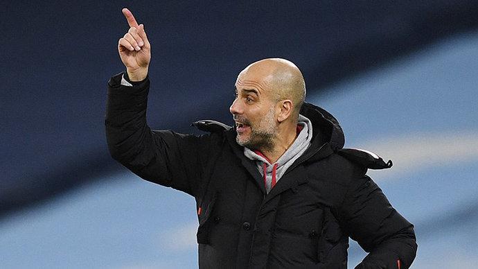 Хосеп Гвардиола: Я останусь в Манчестер Сити, что бы ни случилось в финале ЛЧ