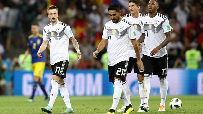 Немцы на грани вылета, Украина пошла на повышение, Россия почти решила задачу… Все расклады в Лиге наций
