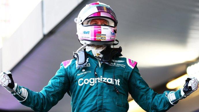 Себастьян Феттель: «Я один из немногих гонщиков, кто не писает в машине»
