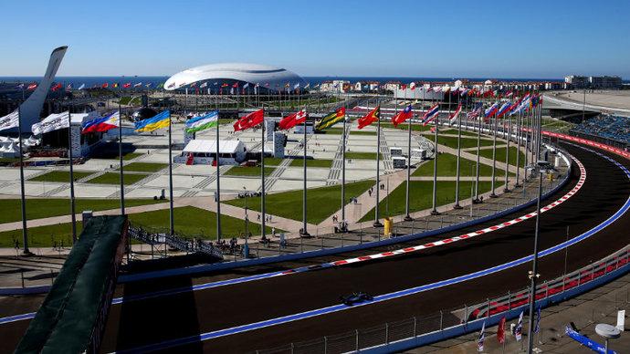 Гендиректор Росгонок в эфире Матч ТВ отреагировал на слухи о переносе Гран-при России в Санкт-Петербург