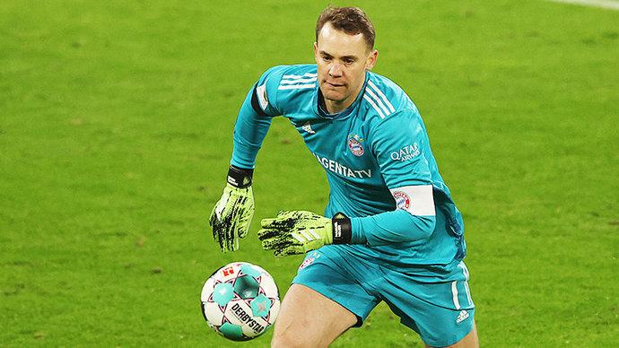 Бавария потерпела первое поражение в новом сезоне Бундеслиги