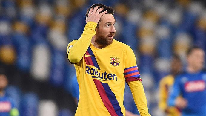 Барселона пока не предлагала контракт Месси. Решение может быть принято после Кубка Америки