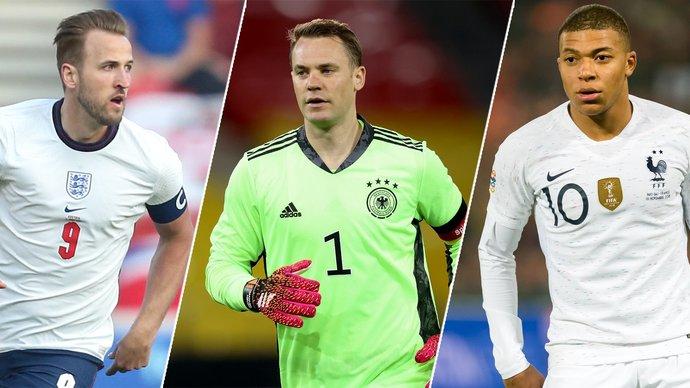 Кто выиграет Евро-2020
