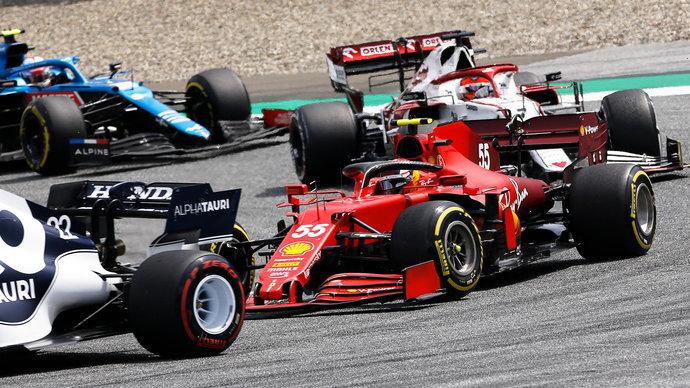 «Формула-1» официально представила болид нового поколения