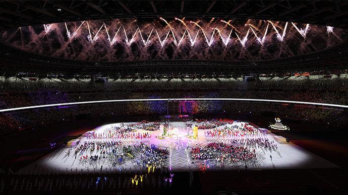 В Токио завершилась церемония закрытия Паралимпийских игр