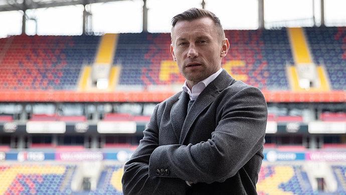 Олич рассказал о задачах на посту главного тренера ЦСКА