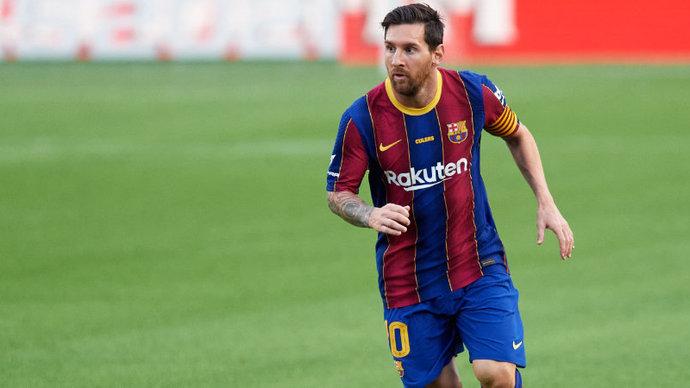 Месси признан лучшим футболистом десятилетия по версии IFFHS, Роналду  второй