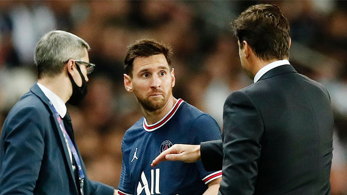 ПСЖ подтвердил, что Месси пропустит матч с Монпелье. Его участие в игре против Манчестер Сити остается под вопросом