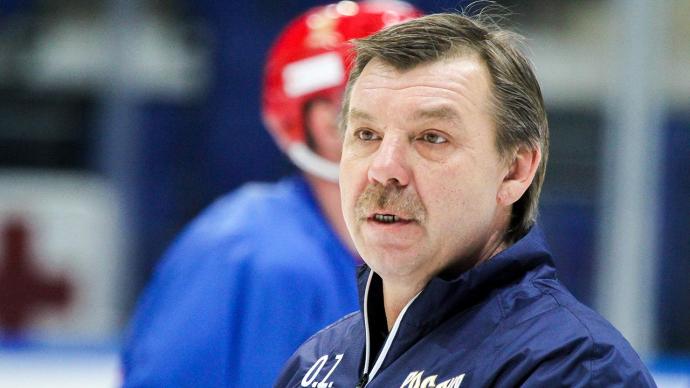 Олег Знарок: «Дацюк подойдет к Олимпиаде в полной готовности»