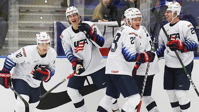 Российские хоккеисты не вошли в число лучших на МЧМ-2021